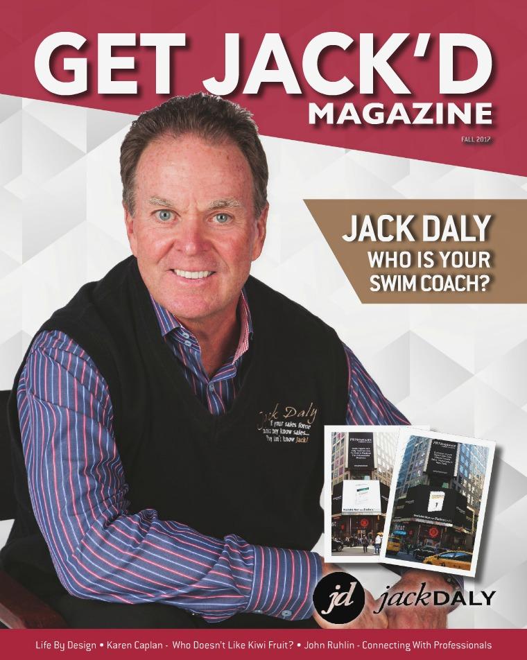 Industry Magazine Get JACK'D Magazine Fall 2017