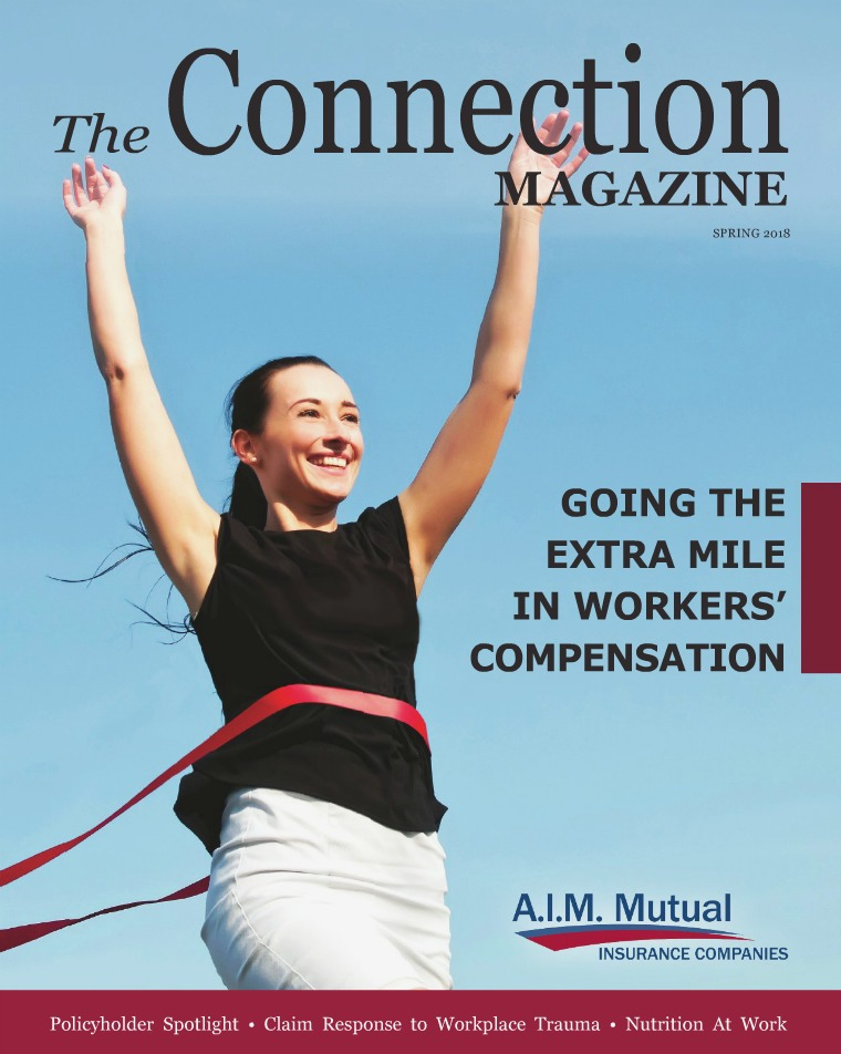 The Connection Magazine Spring 2019 The Connection Magazine Spring 2018