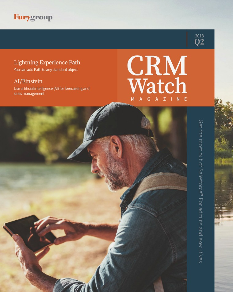 CRM Watch Spring 2018