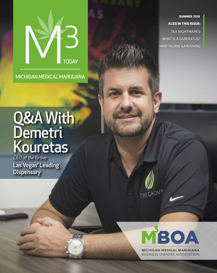 M3 Today Magazine Winter 2018 M3 Today Magazine Summer 2018