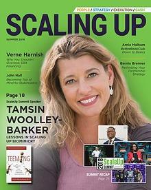 Scaling Up Magazine