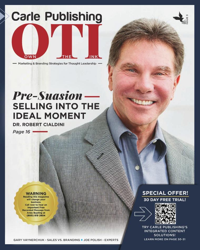 TM3 Magazine Issue 3