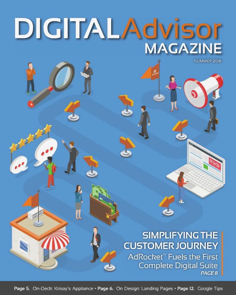 Retailer Web Services Digital Advisor Summer 2018