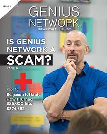 Genius Network Magazine