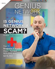 Genius Network Magazine