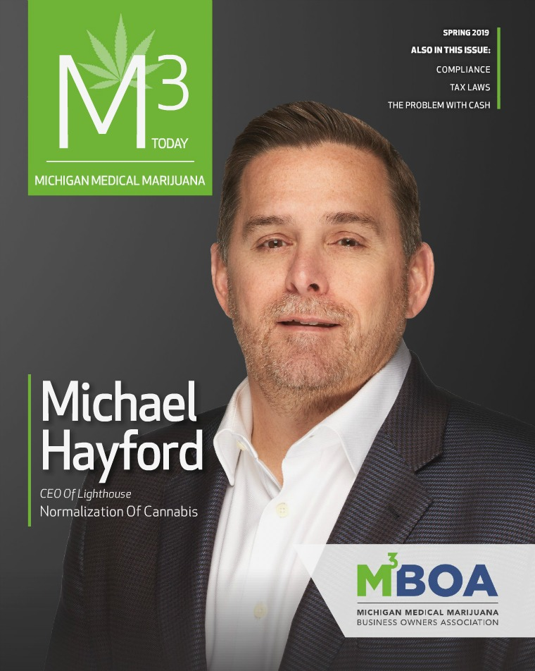 M3 Today Magazine M3 Today Magazine Spring 2019