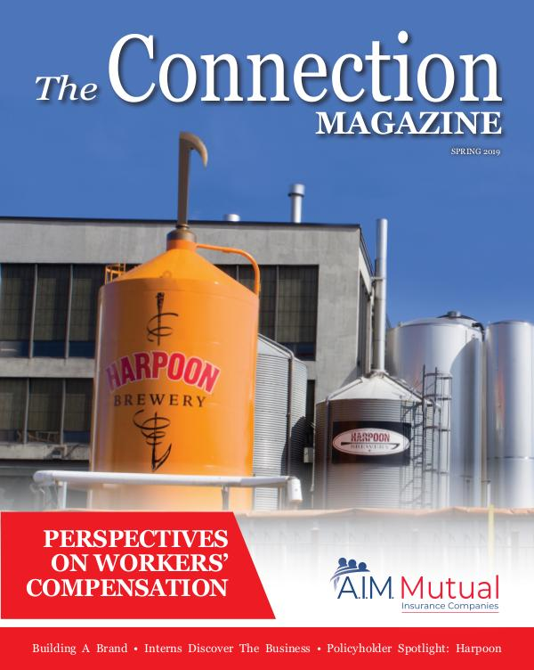 The Connection Magazine Spring 2019 AIM MUTUAL Spring 2019