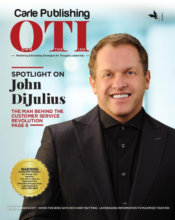 ™Marketing Magazine Issue 5