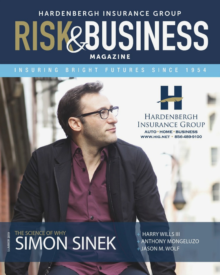 Risk & Business Magazine Hardenbergh Summer 2019 Magazine