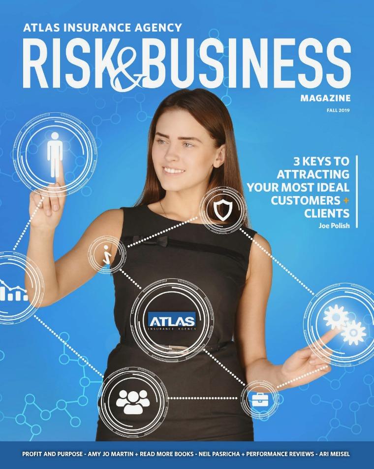 Atlas Insurance Magazine Atlas Insurance Agency - Fall 2019