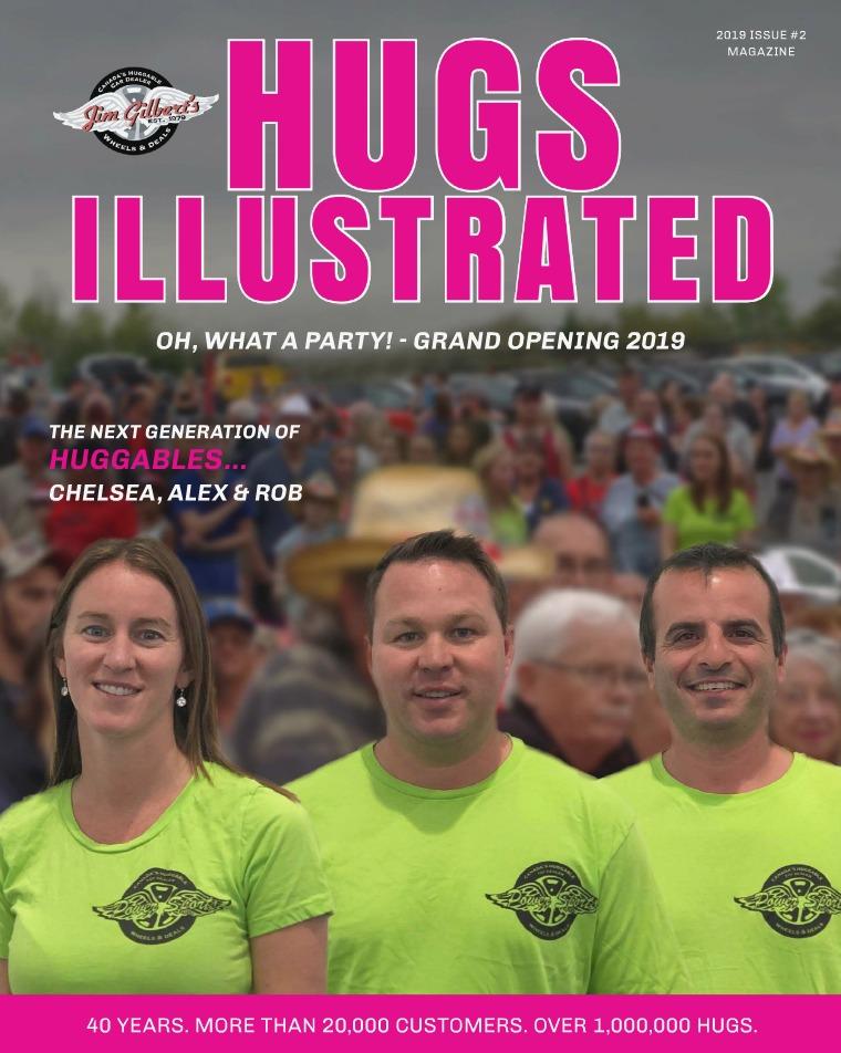 Hugs Illustrated Hugs Illustrated Issue 2 2019