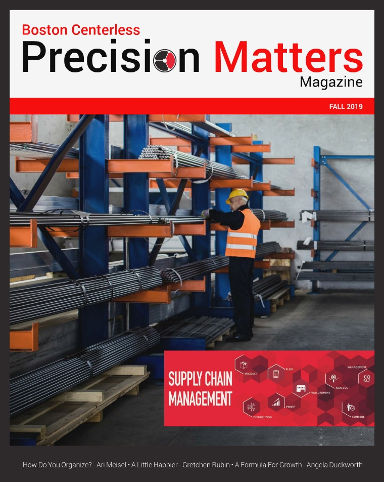 Boston Centerless Precision Matters Fall 2019