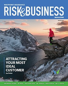 Waypoint Insurance - Risk & Business Magazine
