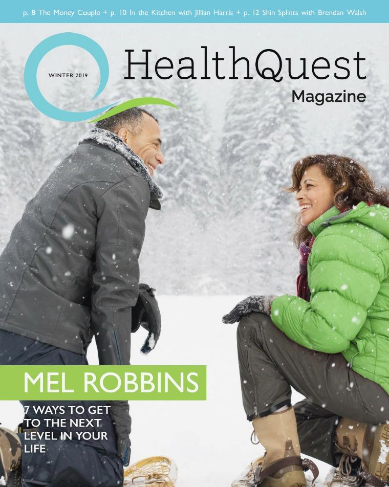 Health & Wellness Magazine HealthQuest Winter 2019