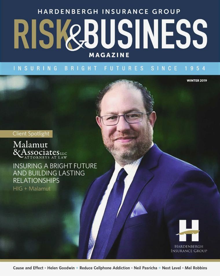 Hardenbergh Magazine Fall 2019