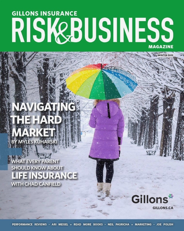 Gillons Insurance Winter 2019