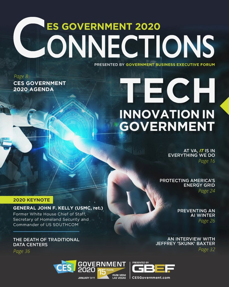 CESG Connections Magazine 2020 Issue