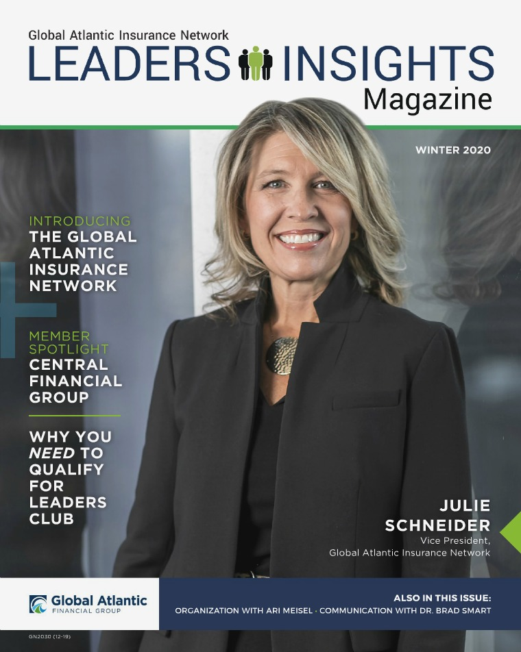 Global Atlantic Financial Group - Leaders Insights Winter 2019