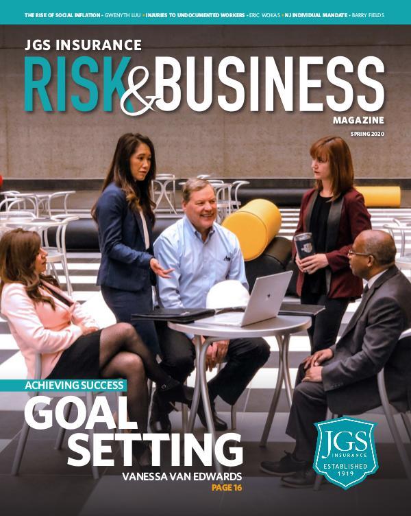 JGS Insurance Spring 2020