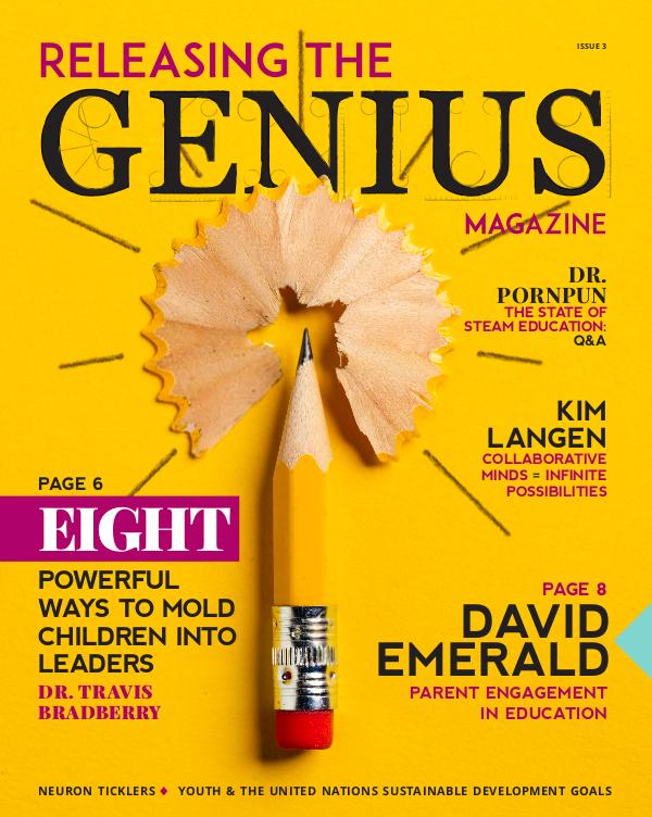Releasing the Genius Issue 3