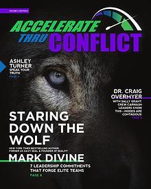 Accelerate Thru Conflict Magazine