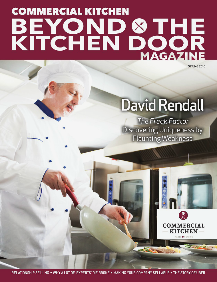 Industry Magazine Commercial Kitchen Spring 2016
