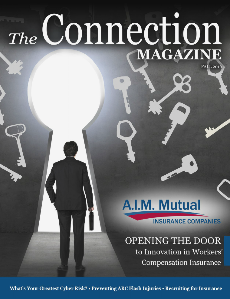 The Connection Magazine A.I.M. Mutual Fall 2016