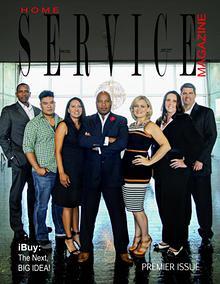 Home Service Magazine, PREMIER ISSUE