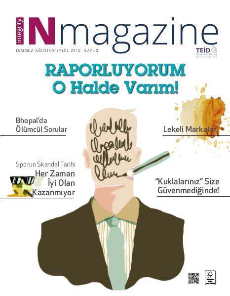 INmagazine Sayı: 3 (Temmuz - Ağustos - Eylül)