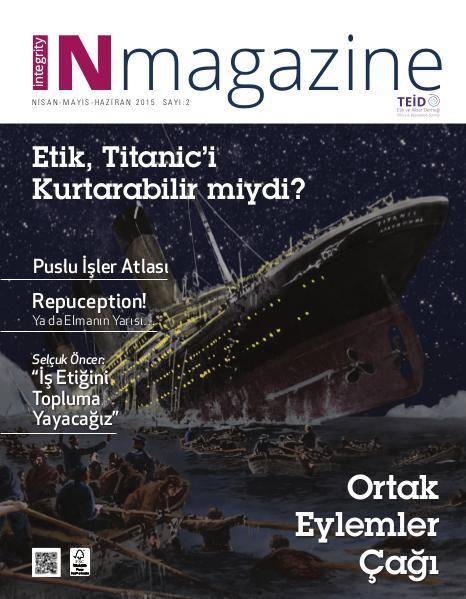 INmagazine Sayı: 2 (Nisan - Mayıs - Haziran)