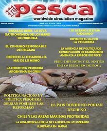 Revista Pesca abril 2018