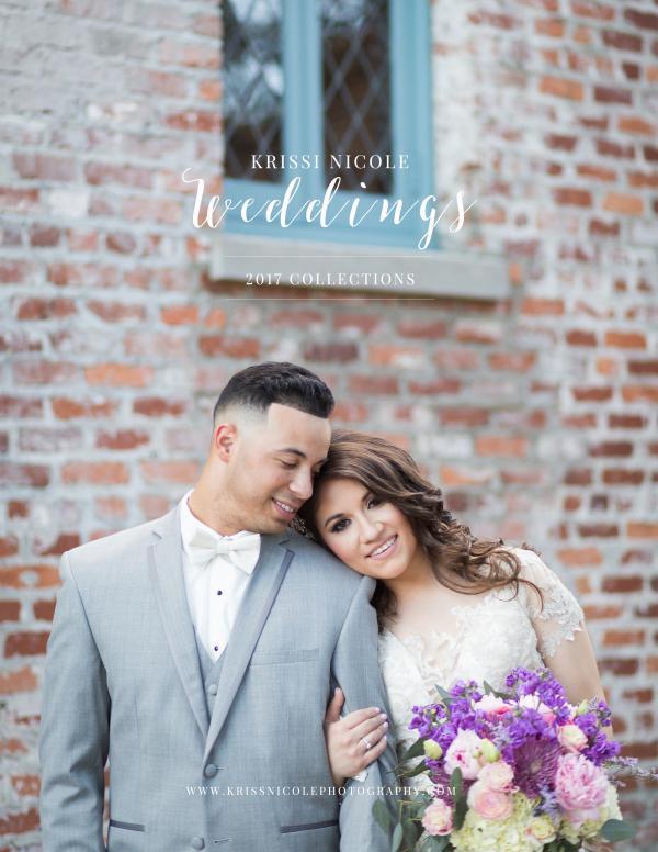 KNP Weddings Wedding Guide 2017