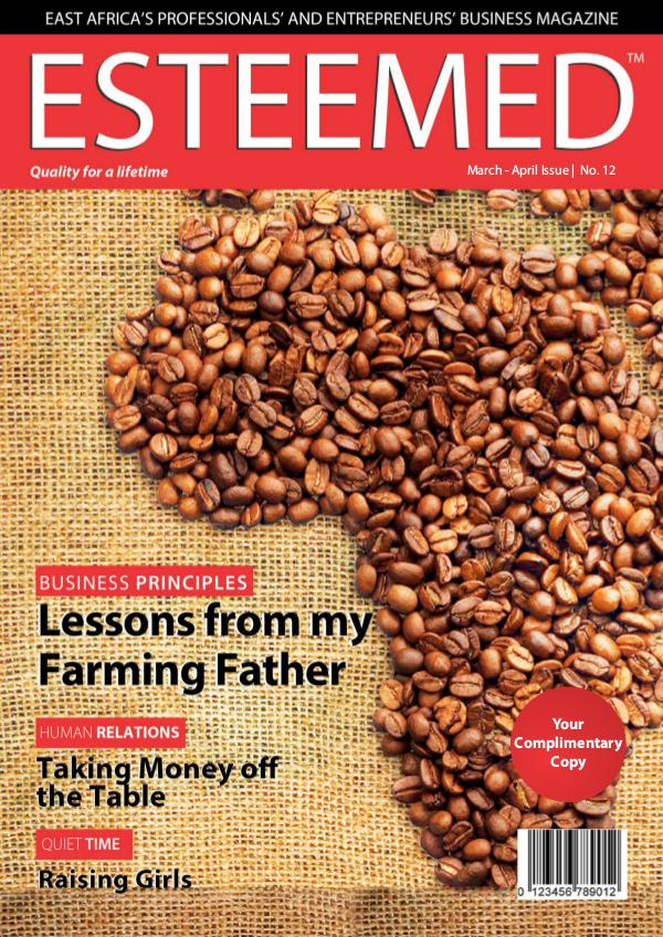 Esteemed Magazines March - April 2016