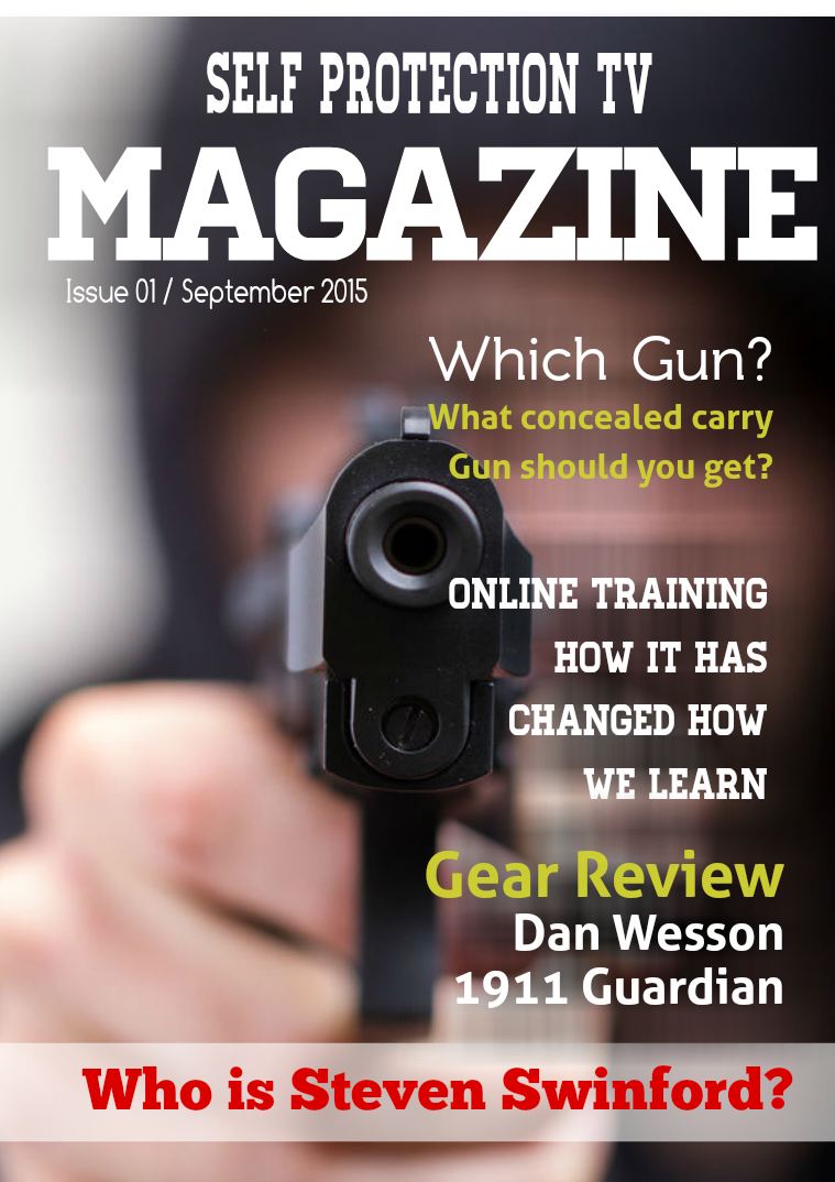 Self Protection TV September 2015