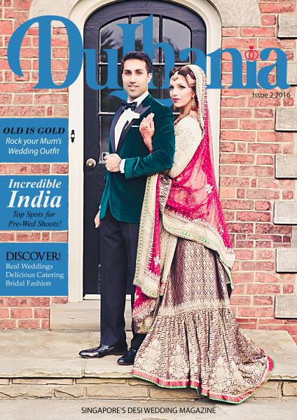 DULHANIA Dulhania Magazine Issue 2