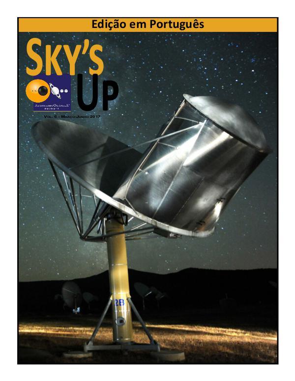 Sky's Up Edição em Português — Março-Junho 2017