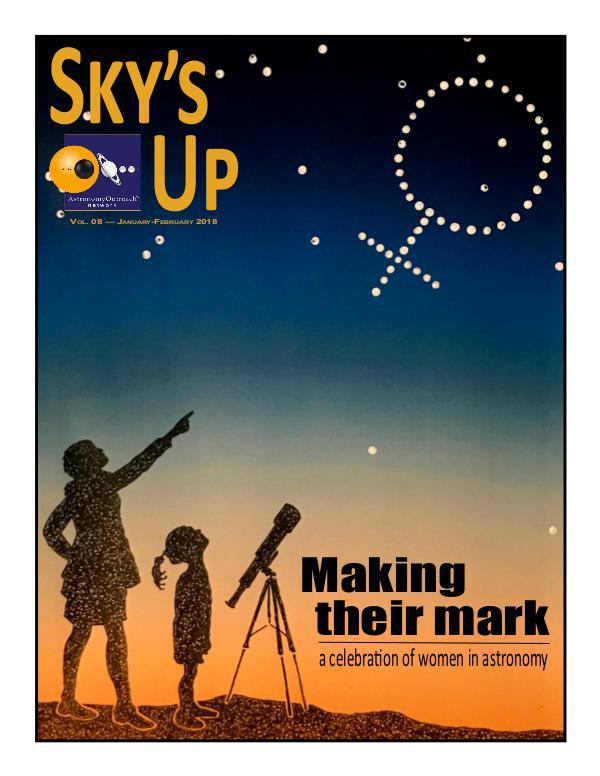Sky's Up January-February 2018