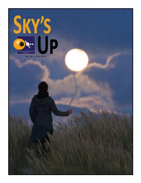 Sky's Up - Fall 2015
