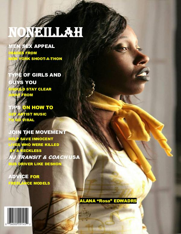 Noneillah Magazine Noneillah Entertainment and Fashion Magazine