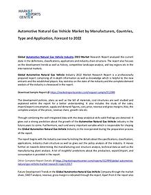 Automotive Natural Gas Vehicle Market 2017