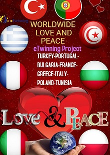 worldwide love and peace