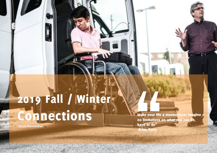 2019 Fall/Winter Connections Fall/Winter 2019