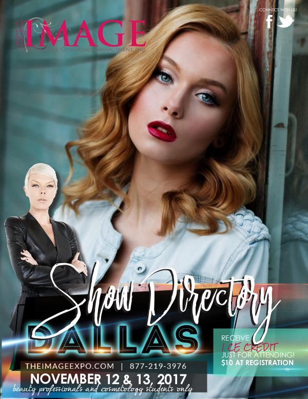 Dallas 2017 Official Show Directory! Dallas Official Show Directory