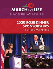 2020 Sponsorship Brochure