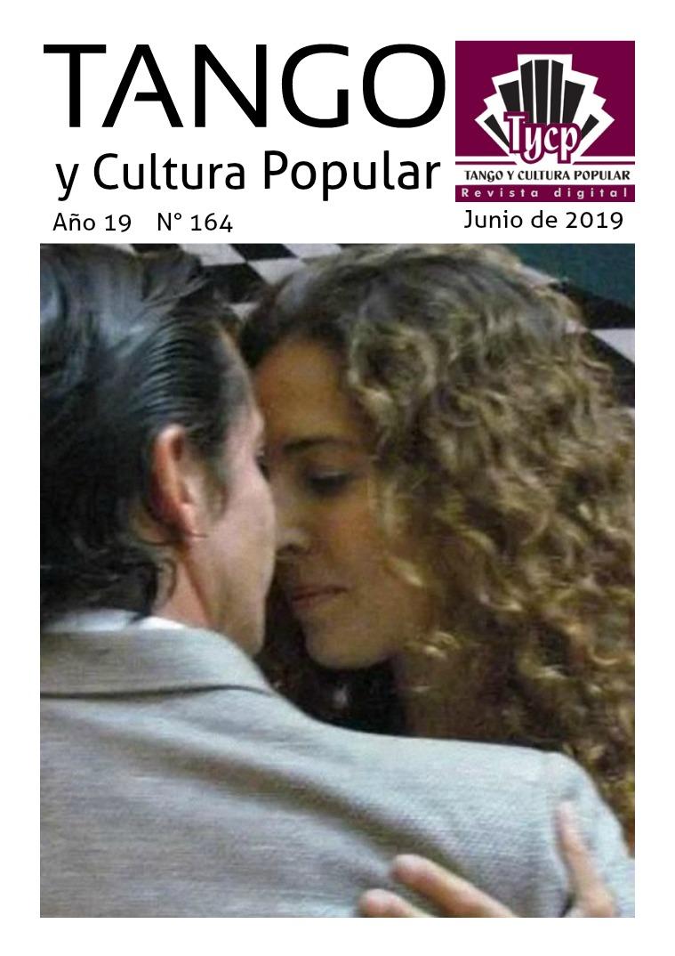 Tango y Cultura Popular N° 164