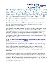 Integrated Building Management Systems Market Share Analysis To 2021