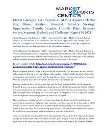 Glucagon Like Peptide-1 (GLP-1) Agonists Market Segmentation To 2021