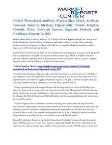 Monoclonal Antibody Market - Global Industry Analysis, Size To 2021