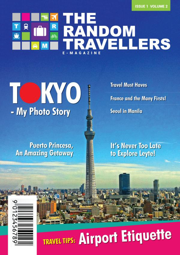 The Random Travellers E-Magazine Issue 5 Volume 2