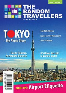 The Random Travellers E-Magazine